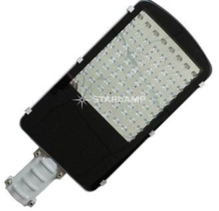 Luminária Pública LED 80W